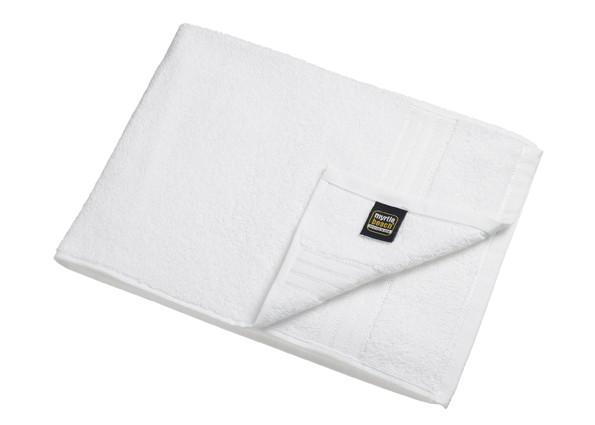 Duschhandtuch mit Logo