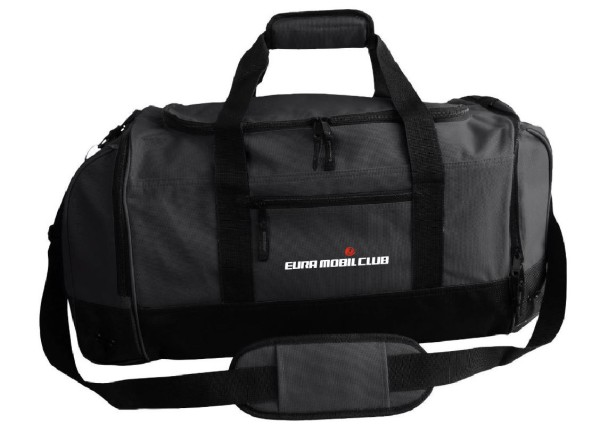 Sporttasche mit Eura Mobil Club Logo