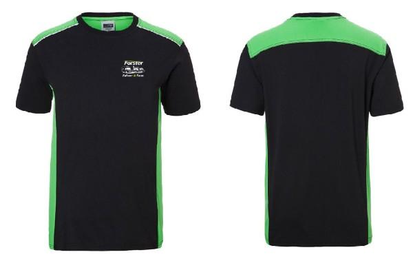 Herren T-Shirt COLOR mit Logo