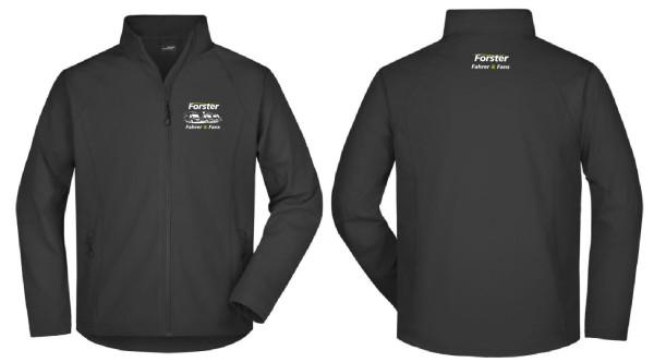 Men's Softshell Jacket mit Logo